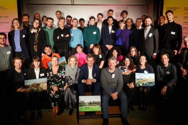 Europan15-NL Award Ceremony in Rotterdam