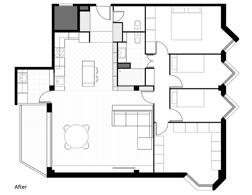 COFO-M&I Apartment-Sabadell-floorplan-after