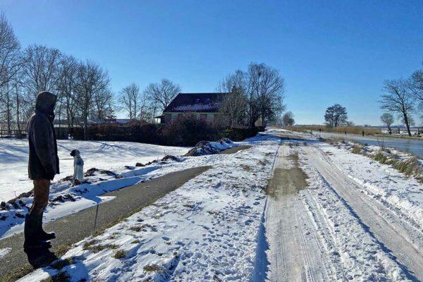 New client: farmhouse extension in Overijssel
