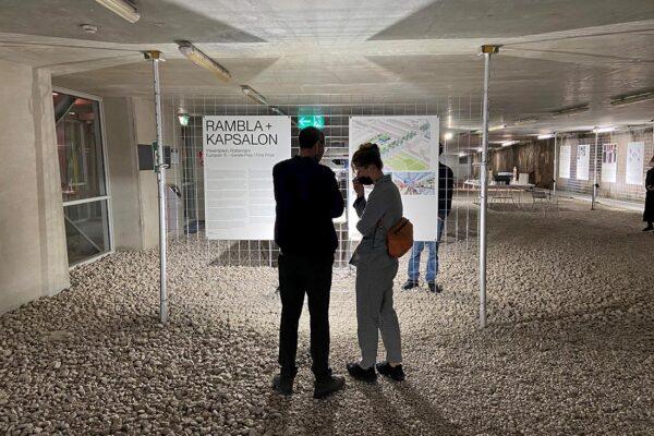COFO at the Rotterdam Architectuur Maand exhibition
